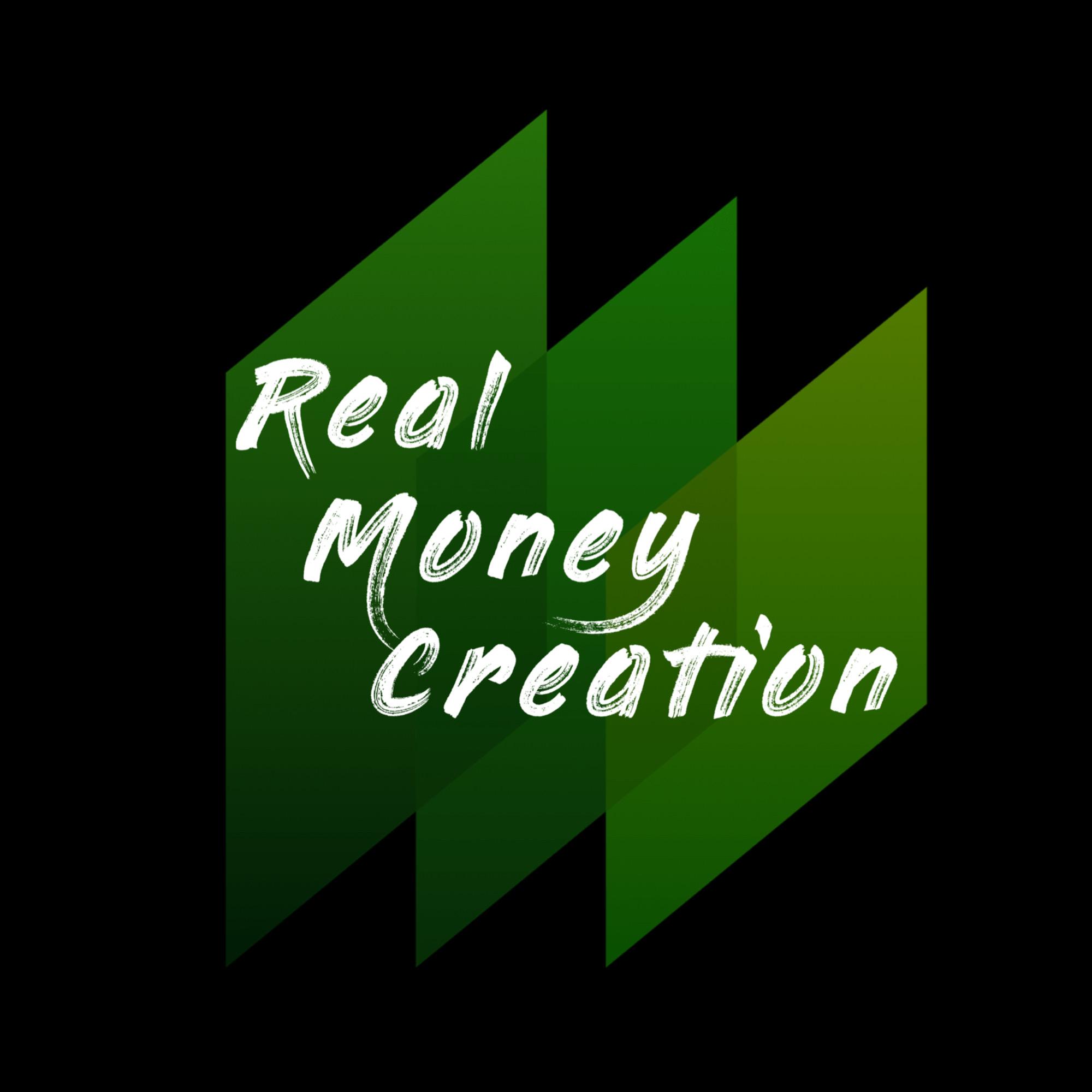 Real Money Creation